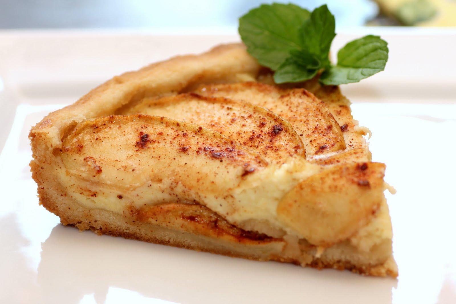 recipe: bavarian apple torte taste of home [32]
