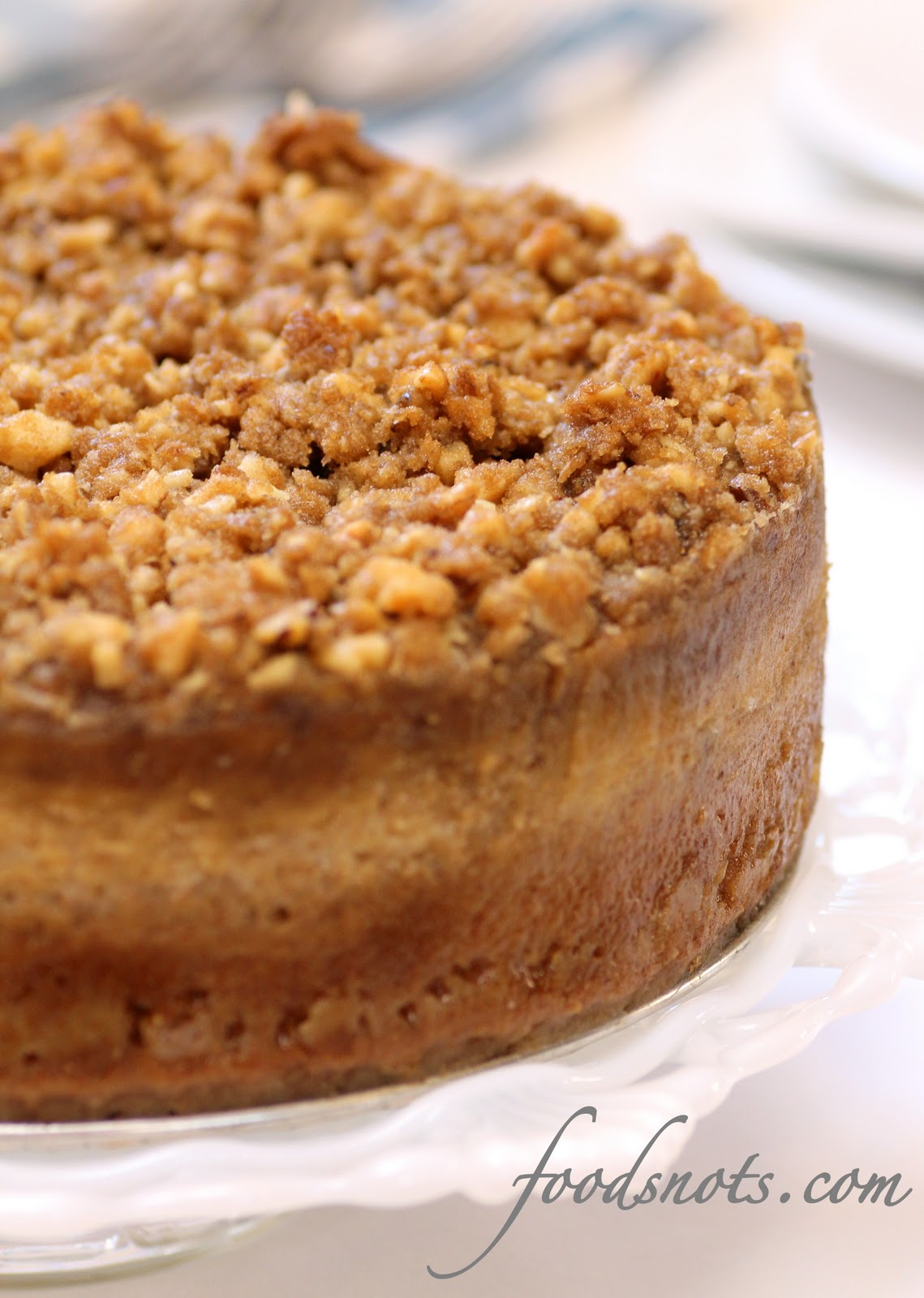 Pumpkin Pie With Brown Sugar-Walnut Topping Recipes — Dishmaps