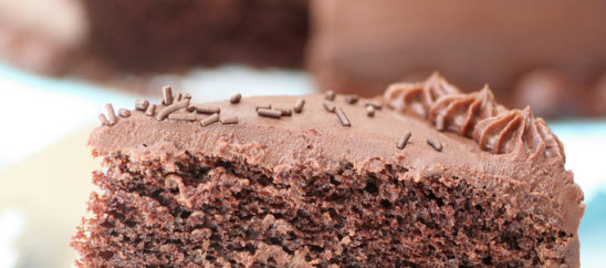 Chocolate Cheesecake Cake