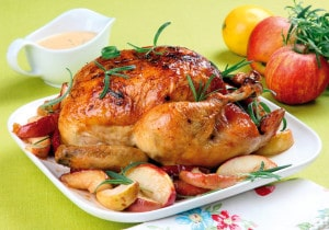 baking chicken